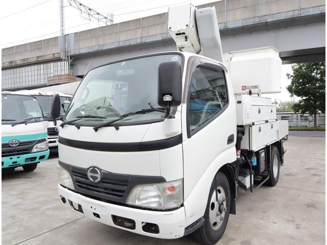 日野 高所作業車 アイチ 10.6m 電工仕様