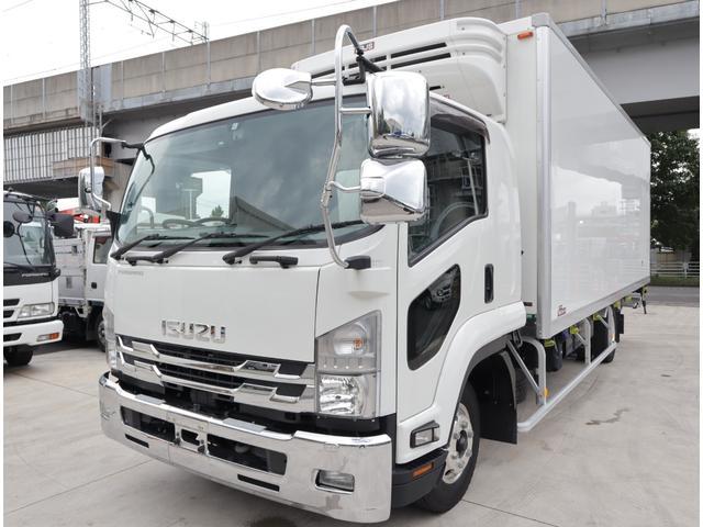 いすゞ 低温冷凍車 ワイド パワーゲート 積載2.5t