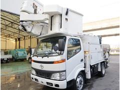 ダイナトラック高所作業車 アイチ 14.6m 電工仕様