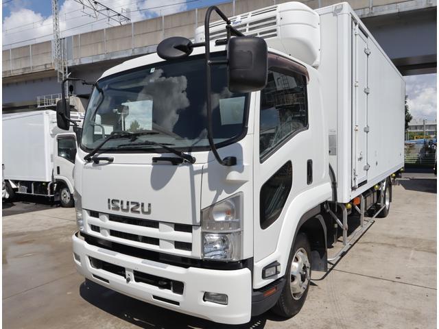 いすゞ フォワード 低温冷凍車 -30℃設定 スタンバイ 積載2.9t
