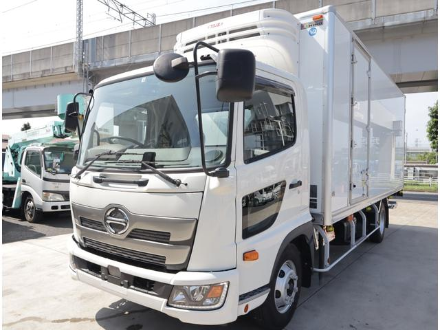 日野 レンジャー 低温冷凍車 パワーゲート 積載3t