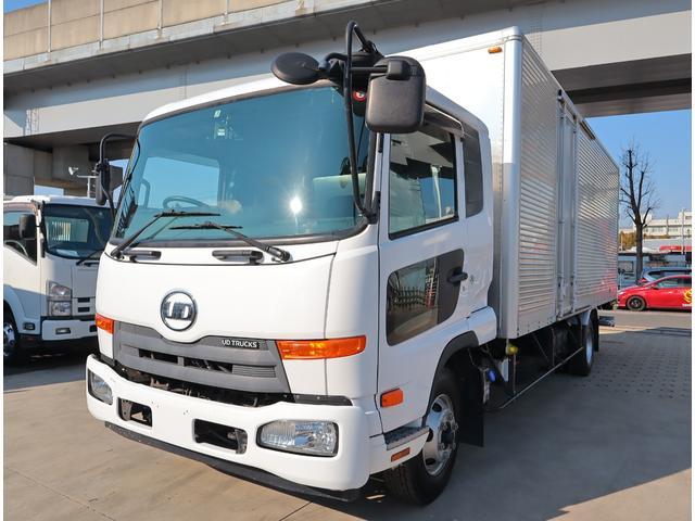 UDトラックス アルミバン パワーゲート 積載2.95t