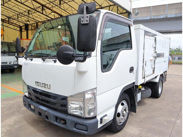 いすゞ エルフトラック -30℃設定 スタンバイ付 SD 積載2t スムーサー