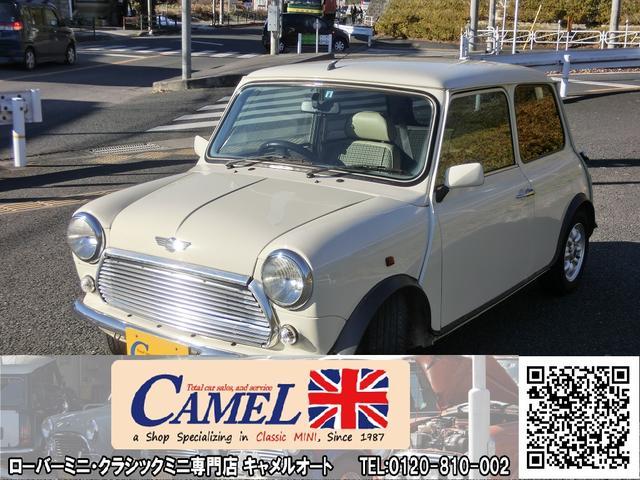 「ローバー」「ローバー MINI」「セダン」「東京都」の中古車