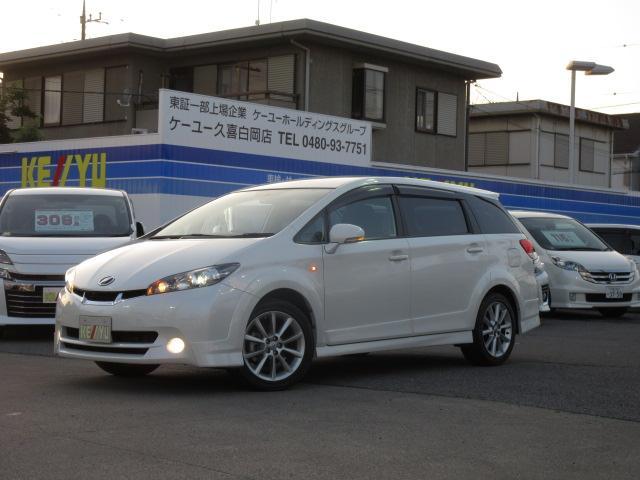トヨタ 2.0Z HDDナビスマートキーパドルシフトクルコンBカメラ