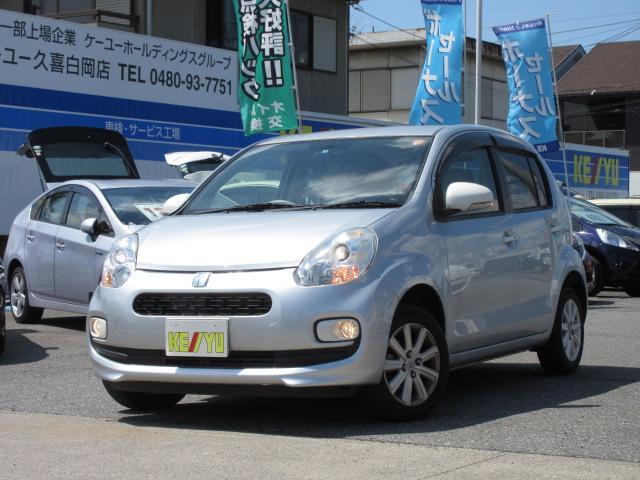 トヨタ プラスハナ Gパッケージ 新品ナビ取付 禁煙 1オーナー