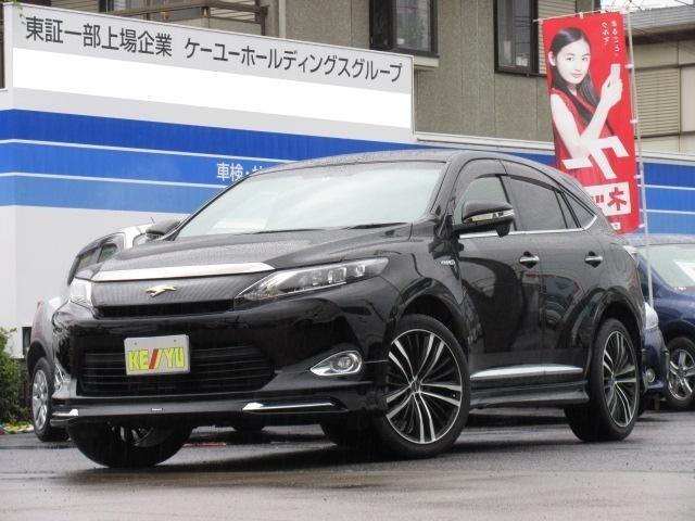 トヨタ エレガンス 9型ナビモデリスタ黒本革サンルーフ20インチAW