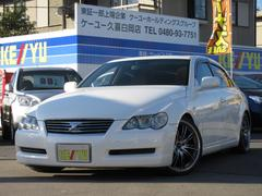マークX300Gプレミアム サンルーフTEIN車高調19インチAW