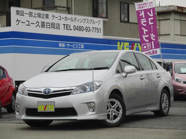 「トヨタ」「SAI」「セダン」「埼玉県」の中古車