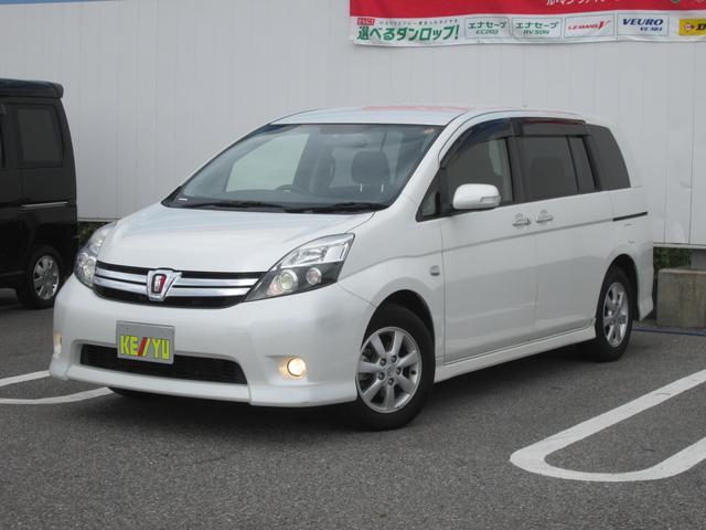 トヨタ プラタナ Vセレクション 地デジHDDナビ 左自動ドア