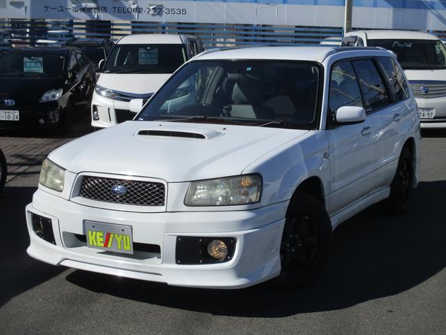 スバル クロススポーツ 4WD タ-ボ MOMOステア CD ETC
