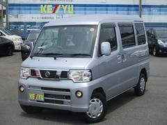 NV100クリッパーバンGXタ−ボハイル−フ4WD フォグ禁煙ETC1オーナーA/C