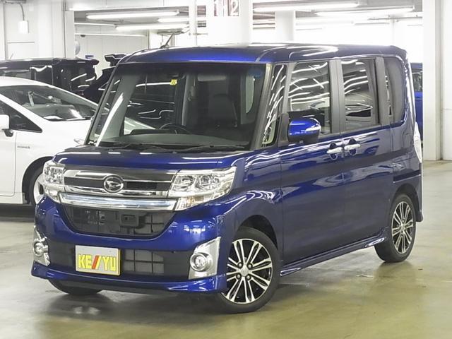 ダイハツ タント カスタムRS トップエディションSAII 禁煙ナビ衝突軽減S