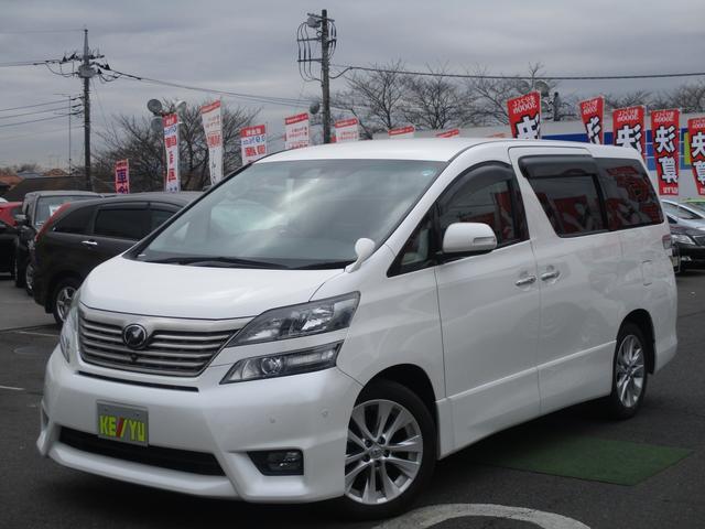 トヨタ 3.5Z Gエディション 4WD 両電スラ クルコン