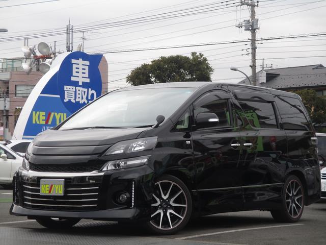 トヨタ 3.5Z G's プレミアムサウンドシステム 両側PSD