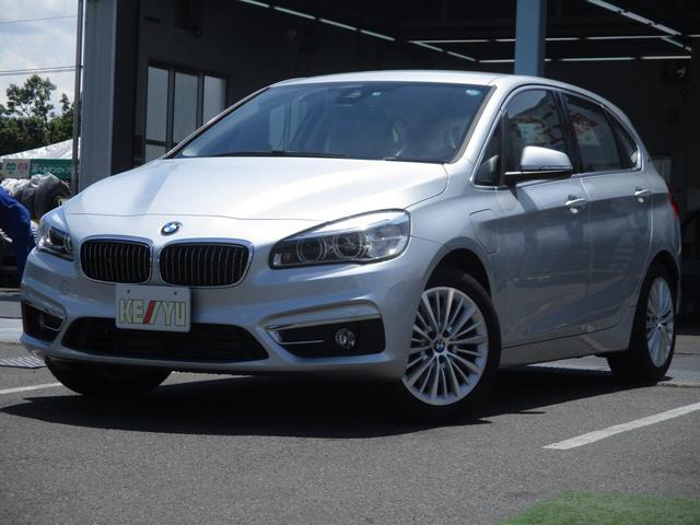 BMW 225xeアクティブツアラーラグジュアリー 地デジTVキット