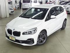 BMW218dアクティブツアラー スポーツ ディーゼル BSI付き