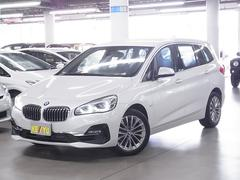 BMW218iグランツアラー ラグジュアリー コンフォートP付き