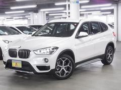 BMW X1sDrive 18i xライン ADアクティブセーフティP