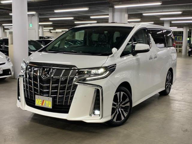 トヨタ 2.5SCパッケージ新車後期型サンルーフ黒革シート3眼LED