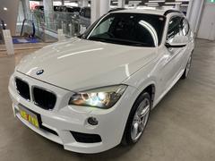 BMW X1xDrive 20i Mスポーツ HDDナビ スマートキー
