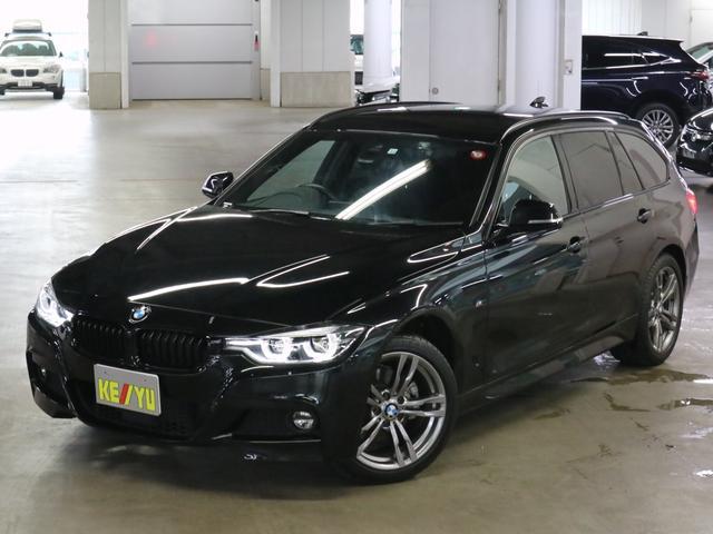 BMW 3シリーズ 320iツーリング スタイルエッジxDrive 限定200台 専用センサテックレザーシート シートヒーター ドライブレコーダー パワーバックドア フルセグTV iDrive パドルシフト 衝突警告システム BSM ACC 専用グリル・18AW 禁煙