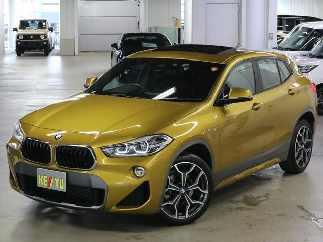 BMW xDrive 18d MスポーツX 4WD ディーゼルターボ サンルーフ 前後ドラレコ シートヒーター パーキングアシスト クリアランスソナー パワーバックドア iDrive ETC Bluetooth バックカメラ 衝突軽減ブレーキ