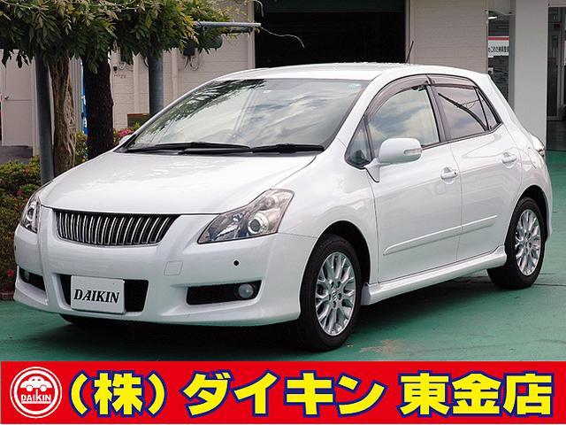 トヨタ G ナビ Bモニター スマートキー エアロ