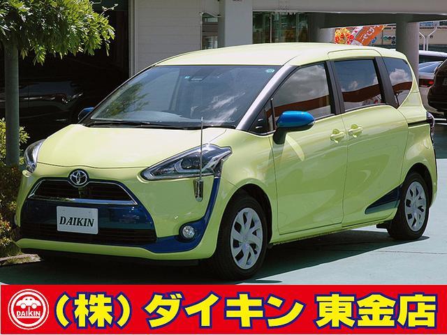 トヨタ G SDツインナビTV セーフティセンス
