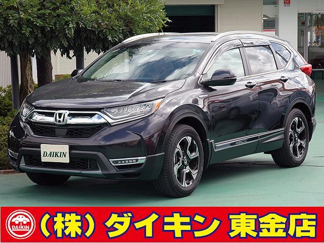 ホンダ EX・マスターピース 純正ナビTV 本革 SR 禁煙車