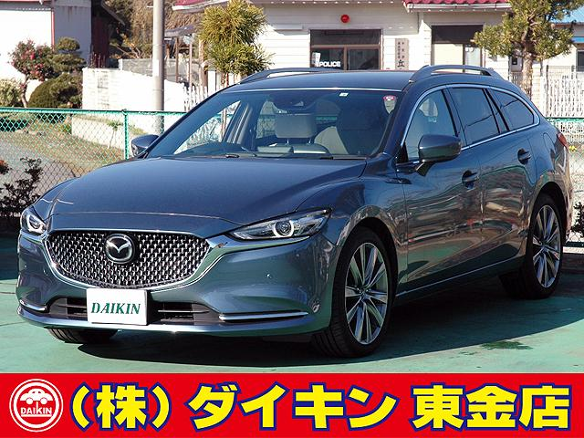 マツダ 25S Lパッケージ SDナビTV 本革 360度モニター