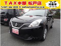 バレーノXG 新品ナビ・RBSII・クルコン・シートヒーター・CVT
