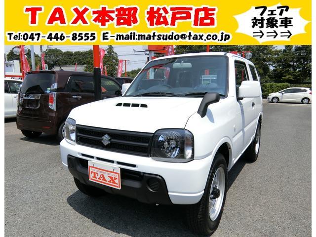 スズキ XG 4WD・ICタ-ボ・届出済未使用・4AT・背面タイヤ