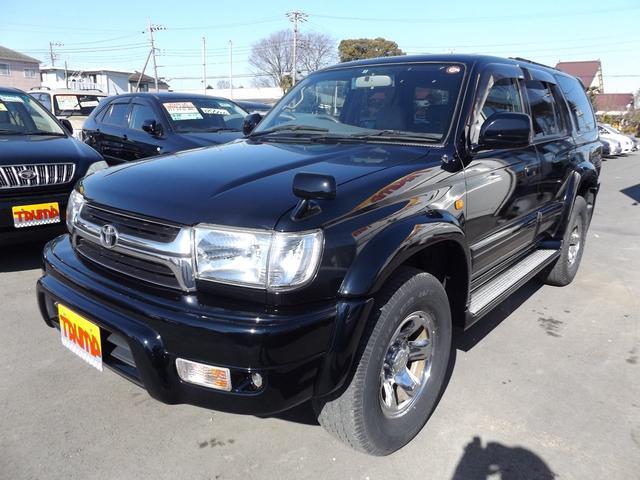 トヨタ SSR-X背面タイヤレス仕様車4WD純正メッキホイール