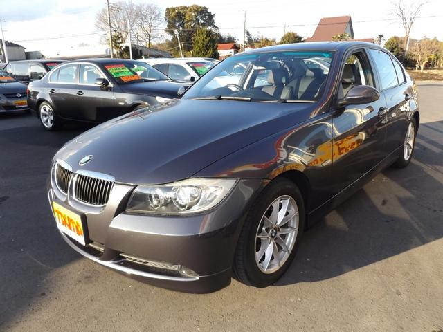 BMW 320i ハイラインパッケージ純ナビ本革シート電動サンルーフ