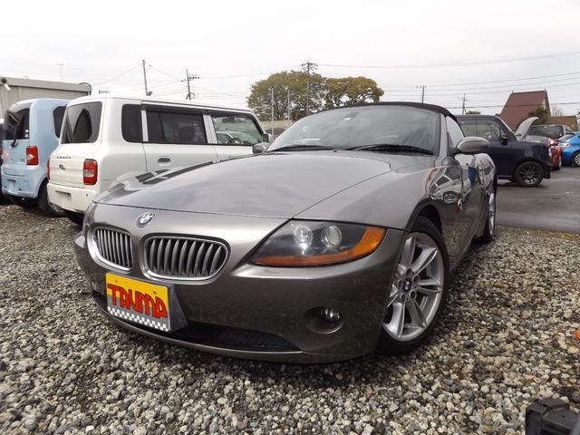 BMW Z4  3.0iSMGシフト