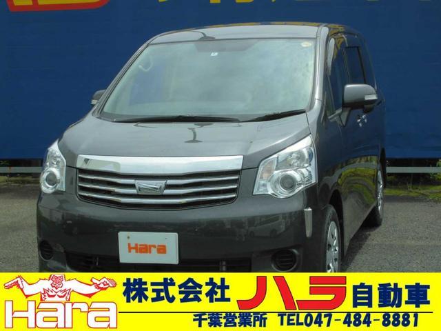 トヨタ X スマートエディション 両側自動ドア 純正SDナビ テレビ