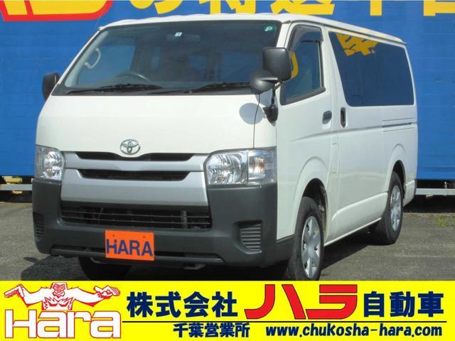 トヨタ ロングDX 4WD メモリーナビ テレビ Bluetooth