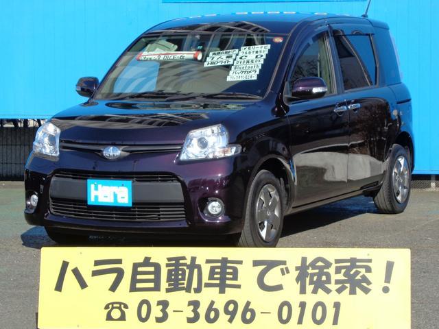 トヨタ DICE-G 純正SDナビ フルセグ 両側自動ドア HID