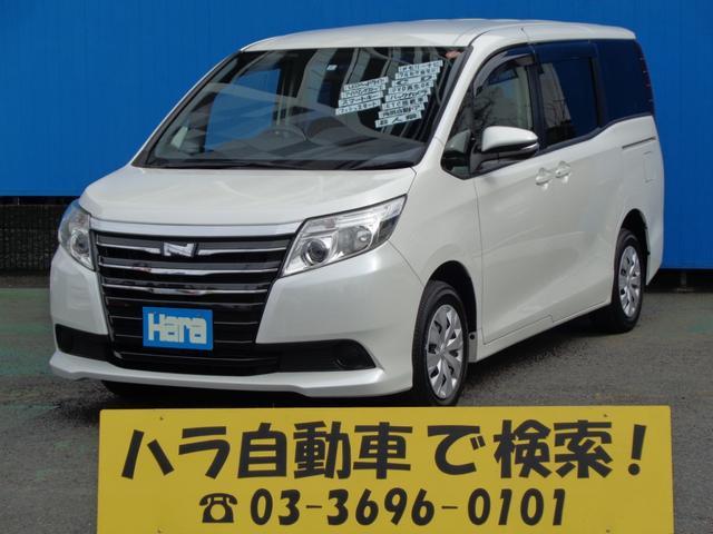 トヨタ X 両側自動ドア 純SDナビ地デジ スマートキーLEDライト