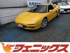 NSXベースグレード 黒革 ストラーダSDDナビ SSR18AW