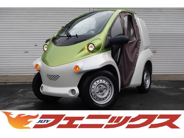 トヨタ ベースグレード コムスB・COMデリバリー オプションカラー・オプションキャンバスドア・充電ケーブル有り