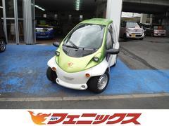 トヨタコムス B−COMデリバリー 一人乗り小型電気自動車