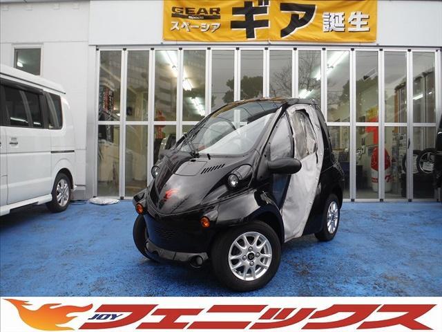トヨタ コムス P-com 専用アルミ電気自動車