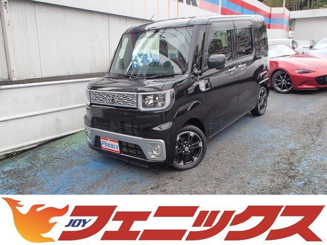 トヨタ Gターボ地デジSDナビ両側電動スマートキーLEDヘッド