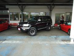 ハイラックスサーフ専用HDD専用ラグジー仕様4WD黒本革C専用BKアルミ