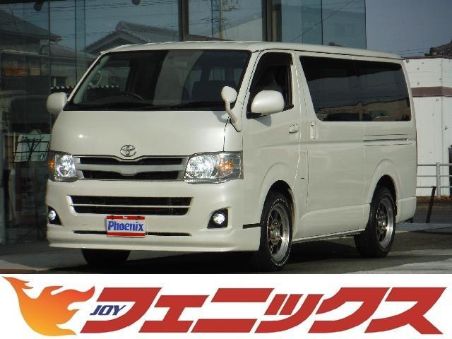 トヨタ ロングDX専用HDDフルセグBカメラ専用エアロ単色スタイル