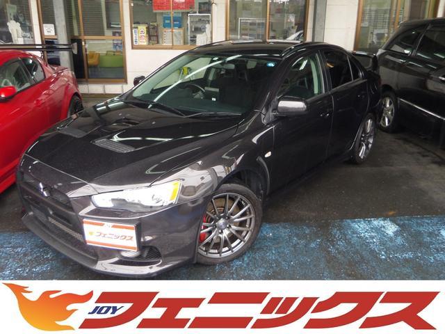 三菱 GSRエボXレカロシートHDDフルセグ4WD外18AW