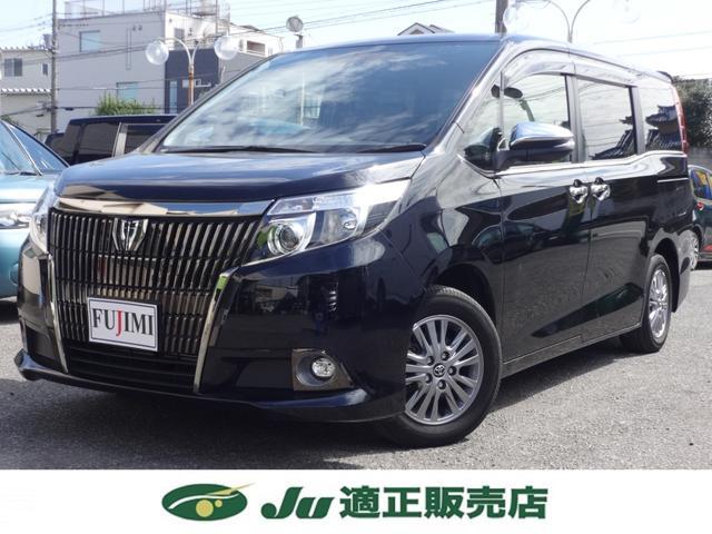 トヨタ Gi ブラックテーラード 10型ナビTV セーフティセンス