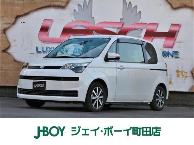 トヨタ Fプッシュスタート ワンオーナー スマートキー SDナビ